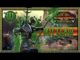 [8] Total War: WARHAMMER II (Ikit <b>Claw</b> - <b>Clan</b> Skryre) - Prophet ...