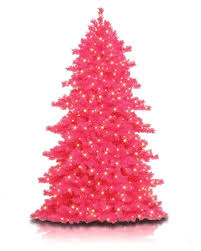 Some Like It <b>Hot</b> Pink <b>Christmas Tree</b> | Treetopia