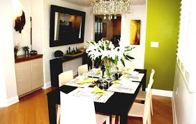 Contemporary Dining Room Decorating Contemporary Dining Room Decorating Ideas With Luxury Dining Table