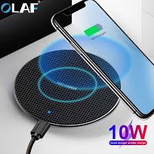 <b>Olaf Wireless Charger</b> For Xiaomi mi note 10 Wireless Charging Pad ...