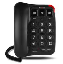 Проводный <b>телефон Texet TX 214</b>