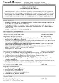 operation manager resume sample doc cipanewsletter resume samples elite resume writing it manager resume sample doc