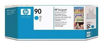 <b>Печатающая головка</b> + чистящая головка <b>HP</b> №90 <b>C5055A</b> ...
