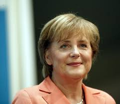 Image result for angela merkel young