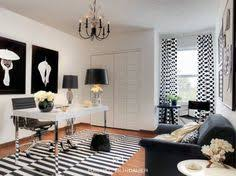 1000 images about after office hours on pinterest home office feminine home offices and masculine home offices black white home office cococozy 5