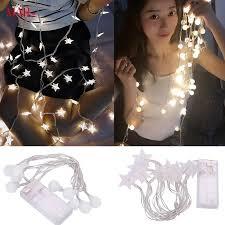 MAR LED Light String Fairy Lights Lamps Indoor Outdoor Garden ...