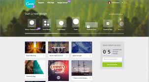 best tools to create visual content and they re all my number one recommendation to anyone looking to create visual content in a quick easy and way is canva it is easy to use has a boat load of
