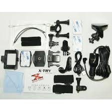 <b>Экшн</b>-<b>камера X</b>-<b>Try XTC242</b> 1xCMOS 12Mpix <b>черный</b>