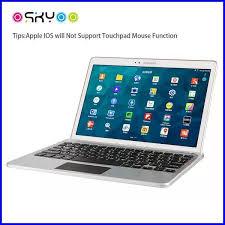 China Tablet PC <b>Wireless Bluetooth Touchpad</b> Keyboard - China ...