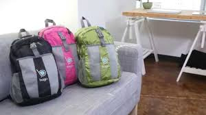 <b>Foldable Backpack Lightweight Bag</b> - YouTube