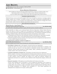 sample human resources assistant resume   samples resume for jobsample human resources resume