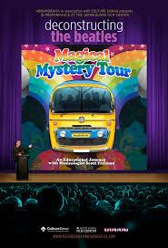 Deconstructing <b>the Beatles</b>: <b>Magical</b> Mystery Tour — ABRAMORAMA