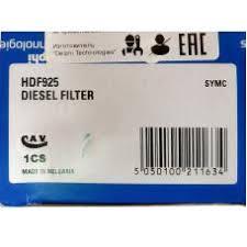 <b>Топливный фильтр</b> DELPHI: купить в интернет-магазине 4car24.ru
