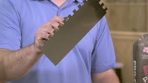 Tile Tips from the Pros: <b>Thin set</b>, mastic and mortar - YouTube