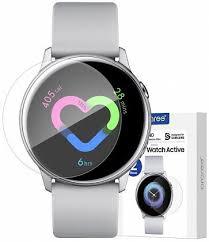 <b>Защитная плёнкa Araree</b> Pure Diamond для Galaxy Watch Active 2 ...