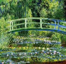 Water <b>Garden</b> by Claude <b>Monet</b>