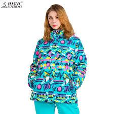 <b>Women's Ski</b> Suit Snowboarding Set <b>Female Winter Jacket</b> Pants ...