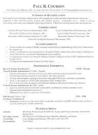 administrator resume samples  seangarrette coadministrator resume samples systemadministratorresume