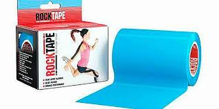<b>Кинезио тейп Rocktape Classic</b> 10см х 5м голубой купить в ...