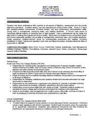 legal secretary resume samples  seangarrette co legal secretary resume samples