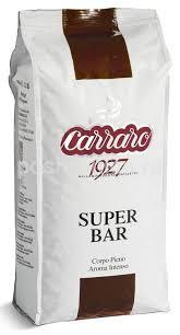 Купить <b>Кофе зерновой Carraro Super</b> Bar 1000 грамм в интернет ...