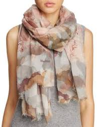 <b>MAX MARA</b> Alpaca-Wool Blend Checked Scarf. #<b>maxmara</b> #scarves ...