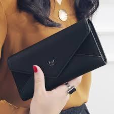 <b>New</b> Style <b>Envelope Designer</b> Clutch Wallets For Women Hasp ...