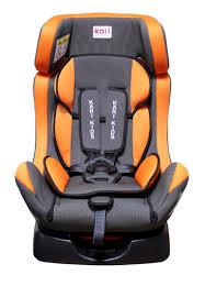Автокресло <b>группы 0</b>+/1/2 (<b>0</b>-25 кг) KK 720, оранжевый карбон ...