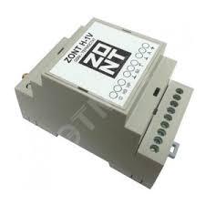 <b>Термостат GSM</b>-Climate <b>ZONT</b>-<b>H1V</b> с <b>GSM</b>-модулем и адаптером ...