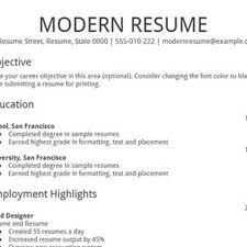 resume format google docs resume format  use