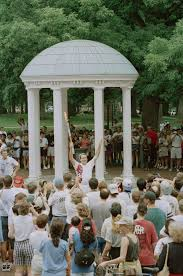 the olympic torch in chapel hill history on the hill charles shaffer jr the olympic torch 23 1996 photo