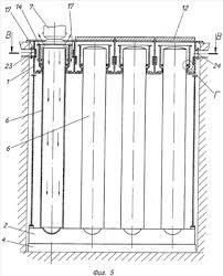 корабельная пусковая система - патент РФ 2362958 - Потапов ...