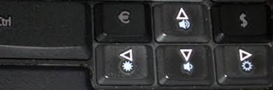 Como aumentar e diminuir/baixar (ajustar/configurar) o brilho (luz/claro/escuro) da tela do Notebook Asus, Samsung, Positivo e outross?
