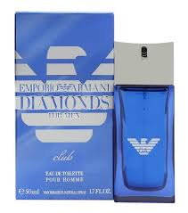 giorgio <b>armani emporio diamonds</b> club 1.7 edt sp for men