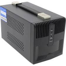<b>Стабилизатор</b> напряжения <b>Ippon AVR</b>-<b>1000</b> Черный — купить ...