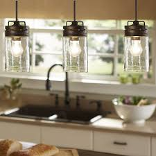 Farmhouse Kitchen Lighting Influenced By The Vintage Industrial Designs Of Early 20th Century