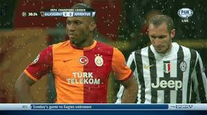 Galatasaray vs Juventus Maçında Arap Spiker Kendinden Geçti