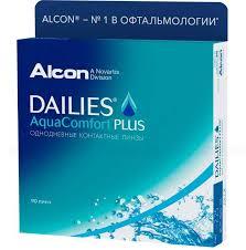 <b>Alcon Dailies</b> AquaComfort Plus однодневные <b>контактные линзы</b> ...