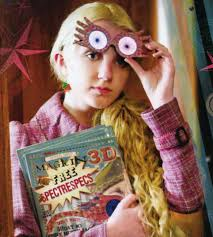 Image result for luna lovegood