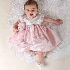 baby girl dress may lin collection designer infant clothing baby girl dress designs