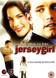 """Film review: Jersey Girl (2004), written and directed by Kevin Smith. jerseygirl """"A romantic comedy by Kevin Smith! Sold!"""" I said, looking at the on-screen ... - jerseygirl-214x300"""