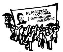 Resultado de imagen para No los maestros críticos de la CNTE, el mal gobierno desprestigia la educación y a México
