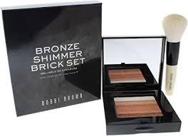 Bobbi Brown Bronze Shimmer Brick Compact Set ... - Amazon.com