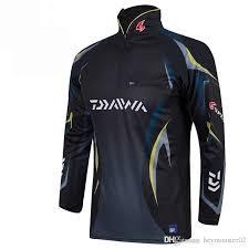 2018 Suit <b>DAYIWA</b> Clothing Anti UV Jacket Fishing Clothes Coat ...