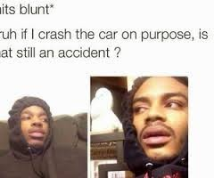 hits the blunt meme - Google Search | Different Board | Pinterest ... via Relatably.com