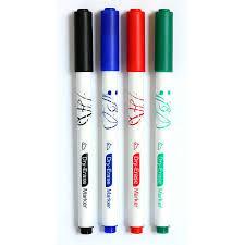 Купить <b>Набор</b> маркеров для <b>досок</b> Auchan, <b>4</b> цвета с доставкой ...