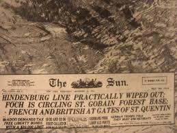 「Hindenburg Line」の画像検索結果