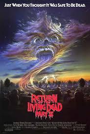 El regreso de los muertos vivientes 2: La divertida noche de los zombies