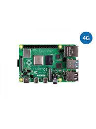 <b>Raspberry Pi 4</b> Computer Model B 4GB - Seeed Studio