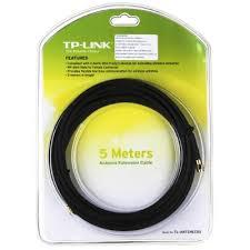<b>Кабельная сборка</b>-<b>удлинитель</b> TP-Link TL-ANT24EC5S 50 Om ...